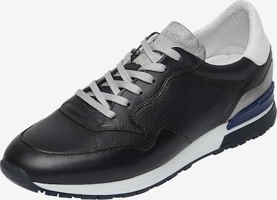 Van Lier Sneakers laag ' Chavar ' in de kleur Donkerblauw, Productweergave