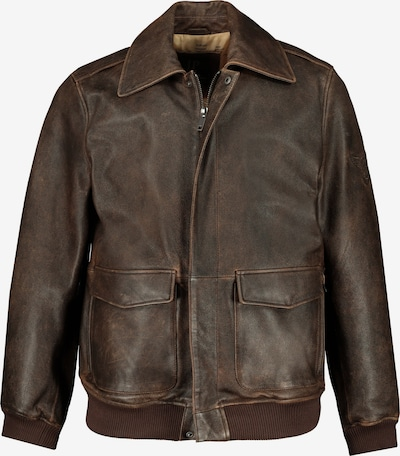 JP1880 Jacke in dunkelbraun, Produktansicht