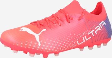 Chaussure de foot 'Ultra 2.3' PUMA en rouge