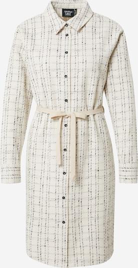 Another Label Kleid 'Caperci' in schwarz / naturweiß, Produktansicht