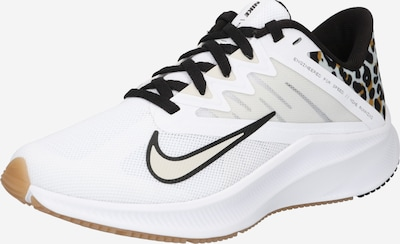 NIKE Buty do biegania 'Quest 3 Premium' w kolorze czarny / białym, Podgląd produktu