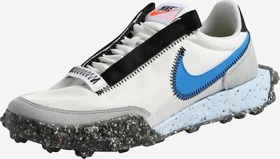 Nike Sportswear Nízke tenisky 'Waffle Racer Crater' - modrá / svetlosivá / čierna, Produkt