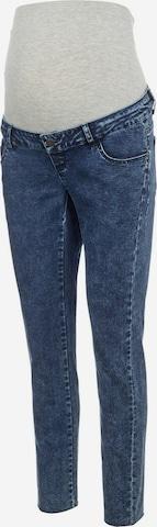 MAMALICIOUS Jeans 'VENTURA' i blå