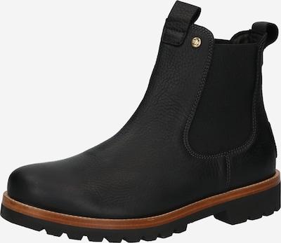 PANAMA JACK Chelsea Boots 'Burton' en noir, Vue avec produit