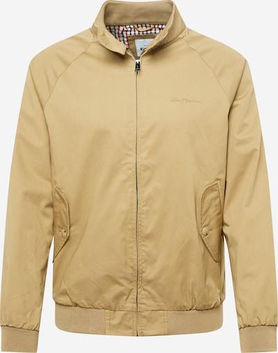 Ben Sherman Přechodná bunda - písková, Produkt