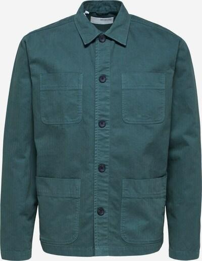 SELECTED HOMME Overhemd in de kleur Kaki: Vooraanzicht