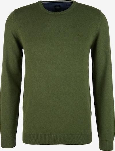 s.Oliver Pullover in grün, Produktansicht