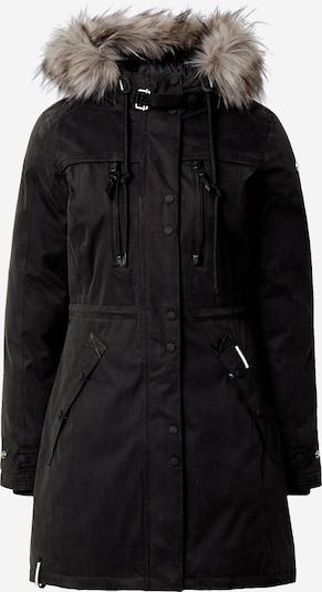 khujo Wintermantel in de kleur Zwart, Productweergave