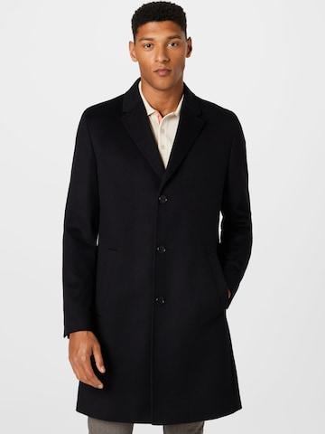 Manteau d'hiver 'Malte' HUGO en noir