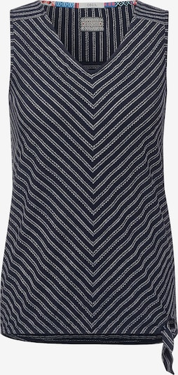 CECIL Top in Navy / White, Item view