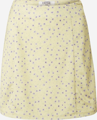 SHYX Skirt 'Hava' in Yellow / Purple, Item view