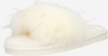 Pantoufle FLIP*FLOP en blanc
