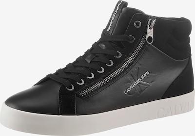 Calvin Klein Trampki wysokie w kolorze czarny / białym, Podgląd produktu