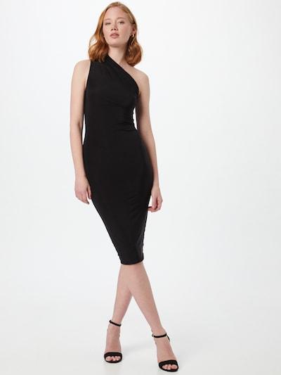 Femme Luxe Kleid 'ALLY' in schwarz, Modelansicht