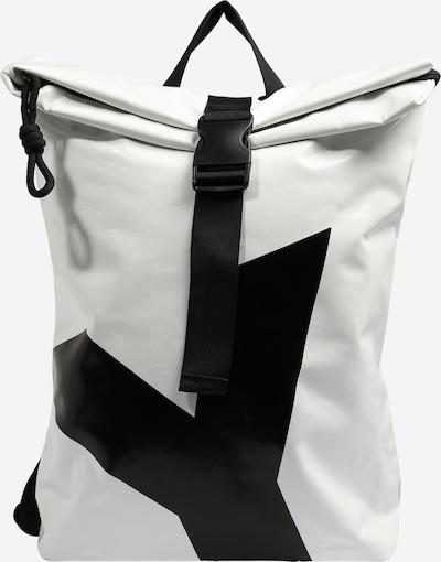Suri Frey Rucksack 'Jessey-Plane' in schwarz / weiß, Produktansicht