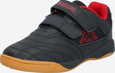 KAPPA Sneaker 'KICKOFF' in rot / schwarz, Produktansicht