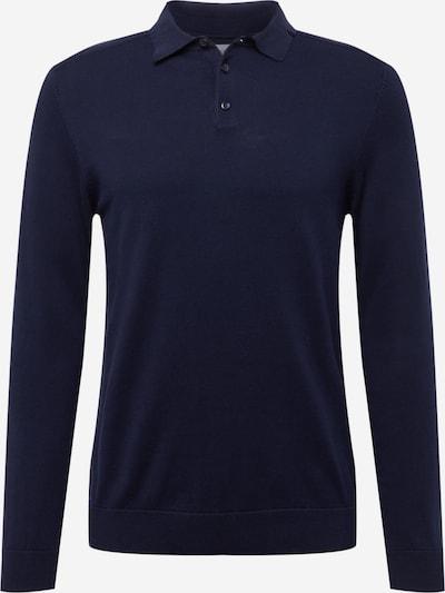 SELECTED HOMME Pullover 'Berg' in navy, Produktansicht