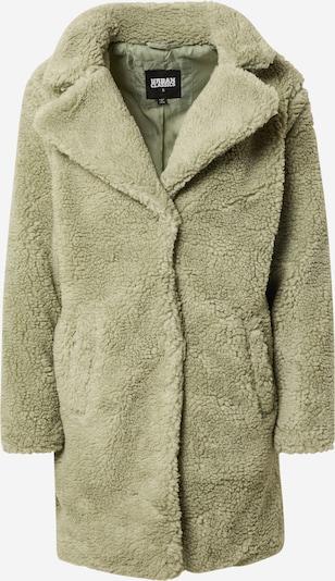 Urban Classics Manteau mi-saison en vert clair, Vue avec produit