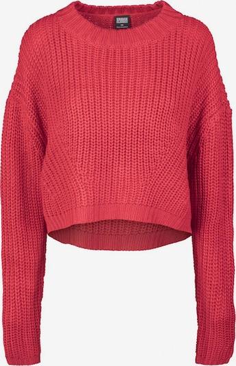 Urban Classics Pullover in feuerrot, Produktansicht
