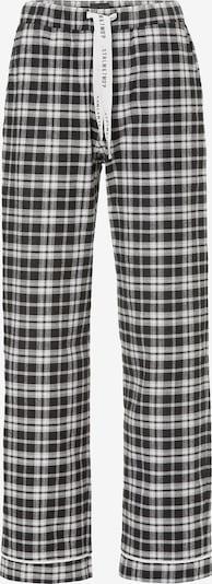 Marc O'Polo Bodywear Pyjamahose ' Kariert ' in grau / schwarz, Produktansicht