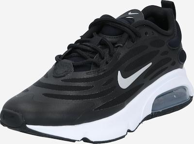 fekete / ezüst Nike Sportswear Rövid szárú edzőcipők 'Max Exosense', Termék nézet