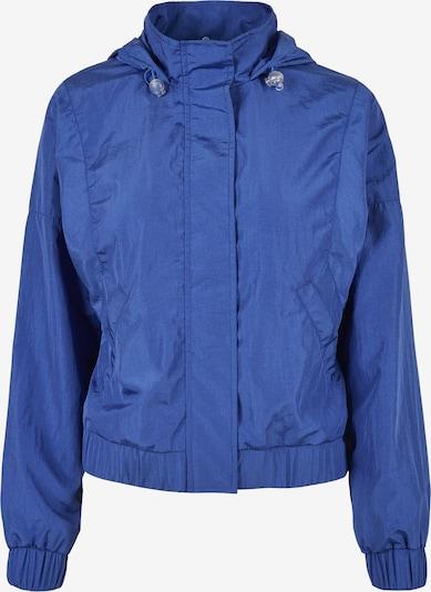 Urban Classics Tussenjas in de kleur Kobaltblauw, Productweergave