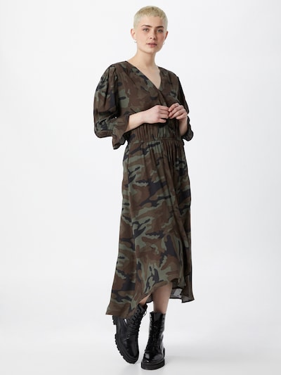 Rochie True Religion pe culori mixte, Vizualizare model