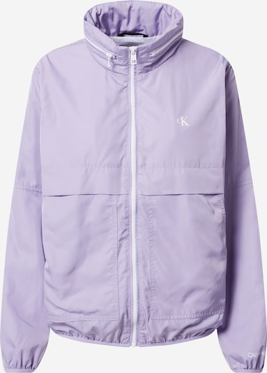 Calvin Klein Jeans Jacke in lavendel, Produktansicht
