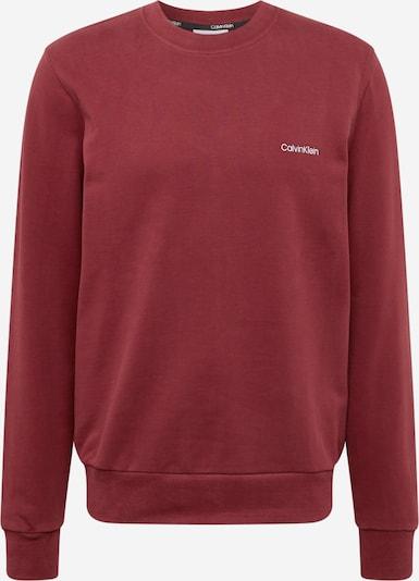 Calvin Klein Sweater majica u bordo, Pregled proizvoda