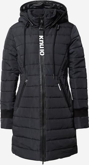 khujo Manteau d'hiver 'Shine' en anthracite, Vue avec produit