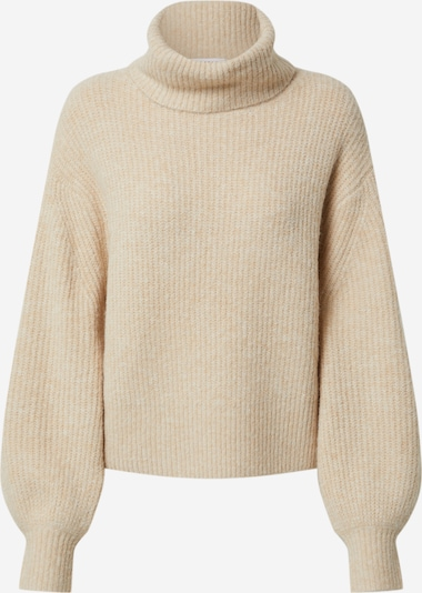 EDITED Pullover 'Aleka' in beige, Produktansicht