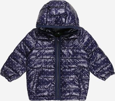 UNITED COLORS OF BENETTON Zimná bunda - námornícka modrá / biela, Produkt