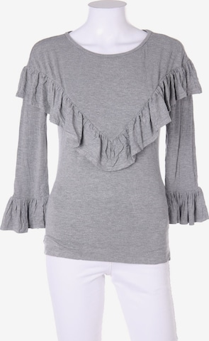 Review 3/4-Arm-Shirt in S in Grau
