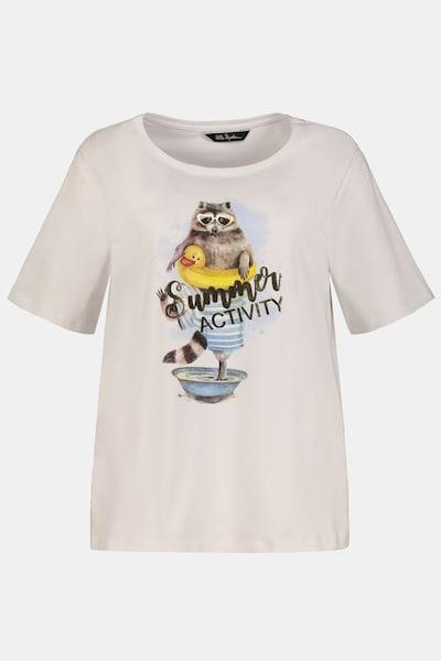 Ulla Popken Shirt in offwhite, Produktansicht