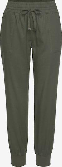 LASCANA Pantalón cargo en caqui, Vista del producto