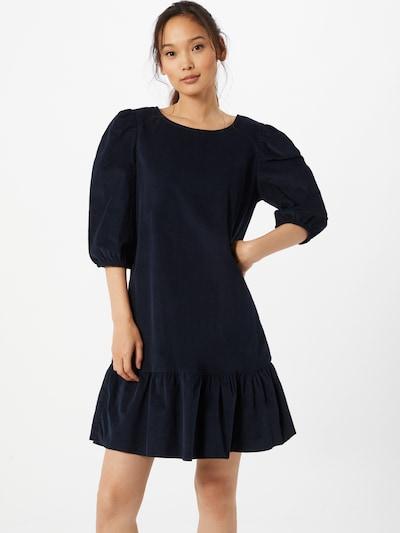 JACQUELINE de YONG Kleid 'Collins' in dunkelblau, Modelansicht