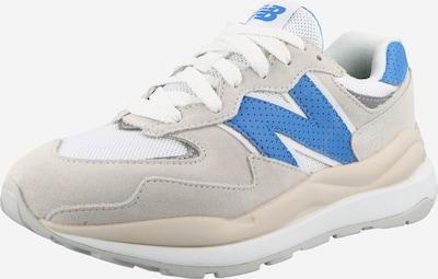 Sneaker bassa new balance di colore beige / blu cielo / bianco, Visualizzazione prodotti