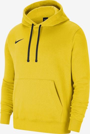 NIKE Sweatshirt in gelb / schwarz, Produktansicht