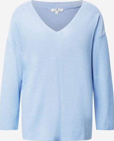 TOM TAILOR Pull-over en bleu clair, Vue avec produit