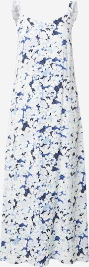 """Suknelė 'TINA' iš PIECES, spalva – tamsiai mėlyna / azuro spalva / sodri mėlyna (""""karališka"""") / šviesiai mėlyna, Prekių apžvalga"""