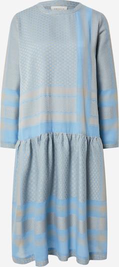 Cecilie Copenhagen Kleid 'Josefine' in rauchblau / grau, Produktansicht