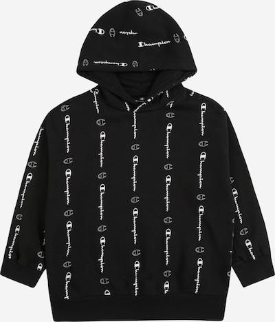 Champion Authentic Athletic Apparel Sweatshirt i svart / vit, Produktvy