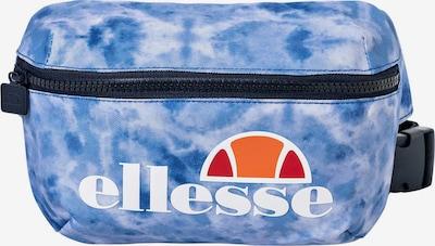 ELLESSE Gürteltasche 'Rosca' in marine / hellblau / orange / rot / weiß, Produktansicht