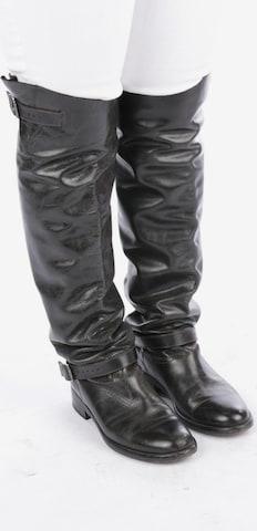 Belstaff Dress Boots in 38 in Black