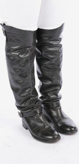 Belstaff Dress Boots in 38 in Dark brown, Item view