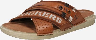 Dockers by Gerli Чехли в кафяво, Преглед на продукта