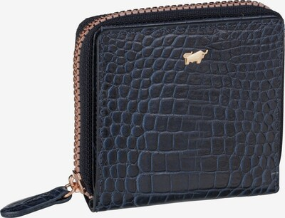 Braun Büffel Geldbörse 'Amalfi' in nachtblau, Produktansicht