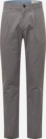 Pantaloni eleganți de la TOM TAILOR DENIM pe gri