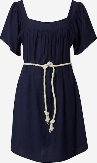 Trendyol Ljetna haljina u bež / mornarsko plava, Pregled proizvoda