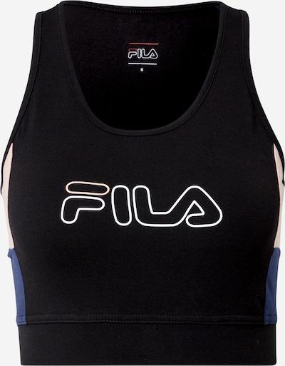FILA Sportski top 'JADEA' u plava / puder roza / crna / bijela, Pregled proizvoda